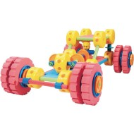 EZ-Toy™ Speed Time Construction Set (set of 1)