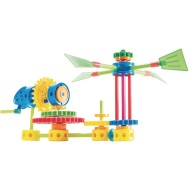 EZ-Toy™ Gear & Rotor Building Set (set of 1)