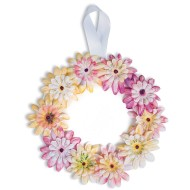 Flower Wreaths (pack of 12) (makes 12)
