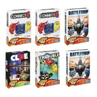 Hasbro™ Grab & Go Games Easy Pack (pack of 6) (pack of 6)
