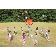 Triple Shoot Playground Basketball System