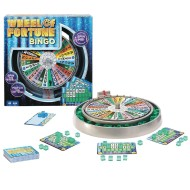 Wheel of Fortune® Bingo Game