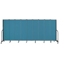Screenflex Portable Room Divider - 9 Panel