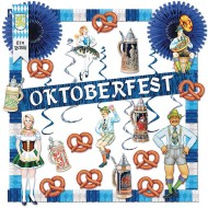 Oktoberfest Decorating Kit (kit of 1)