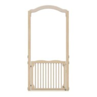 "Kydz Suite Welcome Gate With Arch 72""H, A or E Height"