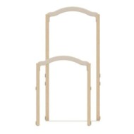 "Kydz Suite Welcome Arch 72""H, A or E Height"