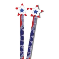 American Star Pencils and Erasers (pack of 36) (pack of 36)