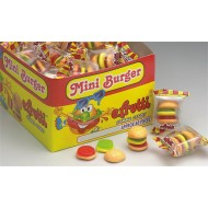 Mini Burgers (box of 60) (box of 60)