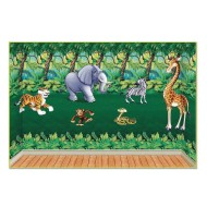 Jungle Insta-Theme Decorating Easy Pack (pack of 1)