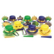 Mardi Gras Assortment For 25 (kit of 1)