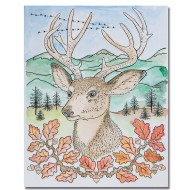 Easy Way Pictures: White Tail Deer (pack of 24) (makes 24)