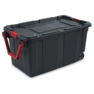 Wheeled Jumbo 40 Gallon Tote
