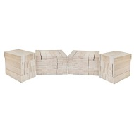 Keva® Maple Plank Set (set of 1)