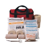 Soft Sided Sports First Aid Kit