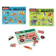 Sound Puzzle Set (set of 3) (set of 3)