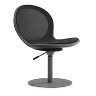 Net Series Height Adjust Swivel Chair Set (set of 1)