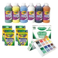 Crayola® Washable Creative Materials Bundle (pack of 1)