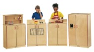 School Age 4-Piece Kitchen Set (set of 4) (set of 4)