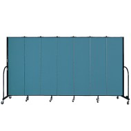 Screenflex Portable Room Divider - 7 Panel