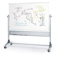 Platinum Reversible White Board