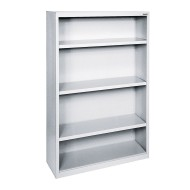 Steel Bookcase, 52""