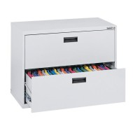 400 Series 2-Drawer Lateral File Cabinet