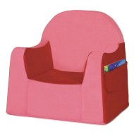 Little Reader Chair, Red