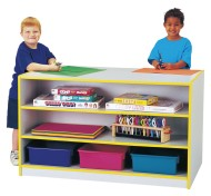 Rainbow Accents® Storage Island without Trays