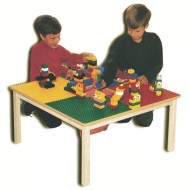 "Preschool Fun Table, 21""H"