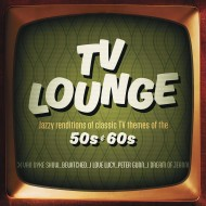 TV Lounge Music CD