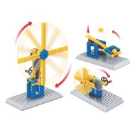 Ingenius Axis & Gearings Building Set