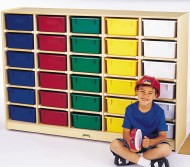 30-Tray Cubbie without Trays