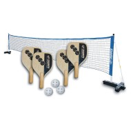Triumph Pickle-Ball® Net and Paddle Set