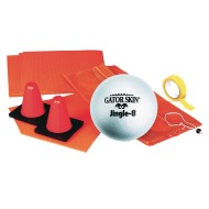 Gator Skin® Jingle Ball Kickball Easy Pack (pack of 1)