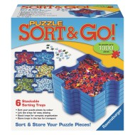 Puzzle Sort And Go® Trays