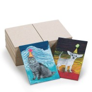 Kraft Artist Trading Cards (pack of 54)