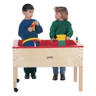 "Space Saver Sensory Table, 23"" x 36-1/2"" x 24"""