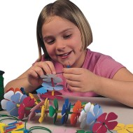 Aloha Leis Craft Kit (makes 24) (makes 24)