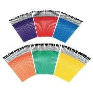 School Brush Assortment Pack (pack of 144) (pack of 144)