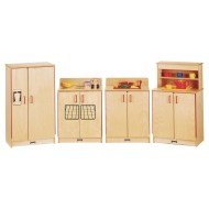 Birch 4-Piece Kitchen Set (set of 4) (set of 4)