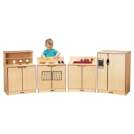 Jonti-Craft® Kinder-Kitchen Toddler Cupboard