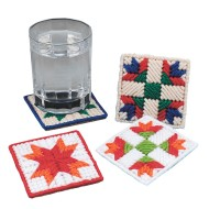 Allen Diagnostic Module Needlepoint Coasters (pack of 15) (pack of 15)