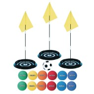Spectrum™ Junior Foot Golf Easy Pack (pack of 1)
