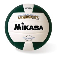 Mikasa® VQ2000 Competition Composite Indoor Volleyball, Green/White