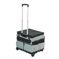 MemoryStor® Universal Rolling Cart And Organizer Bag