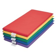 Rainbow Rest Mat Set, Assorted Colors (set of 1)