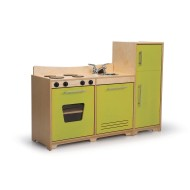 Contemporary Toddler Kitchen Combo