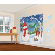 Winter Friends Scene Setter (kit of 1)