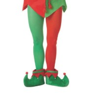 Elf Tights, Adult Size (pair) (pair)