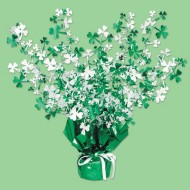 Shamrock Gleaming Centerpiece (pack of 3) (pack of 3)